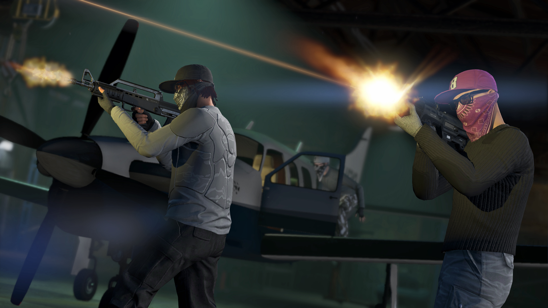 GTA V - Heists release date revealed, PC version delayed
