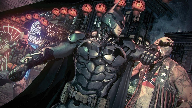 Batman Arkham PC Sales