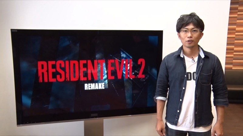 Resident Evil 2 Remake announced