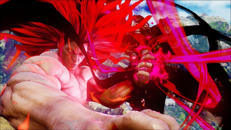 Street Fighter V - Nacalli joins the roster