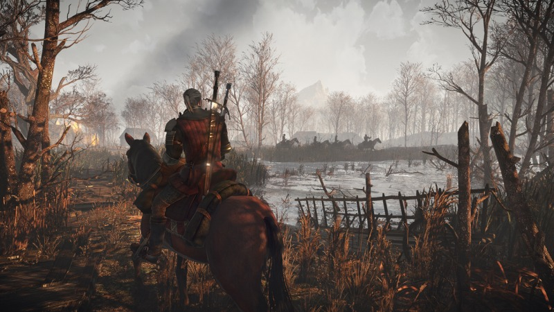 The Witcher 3 Patch notes detailed
