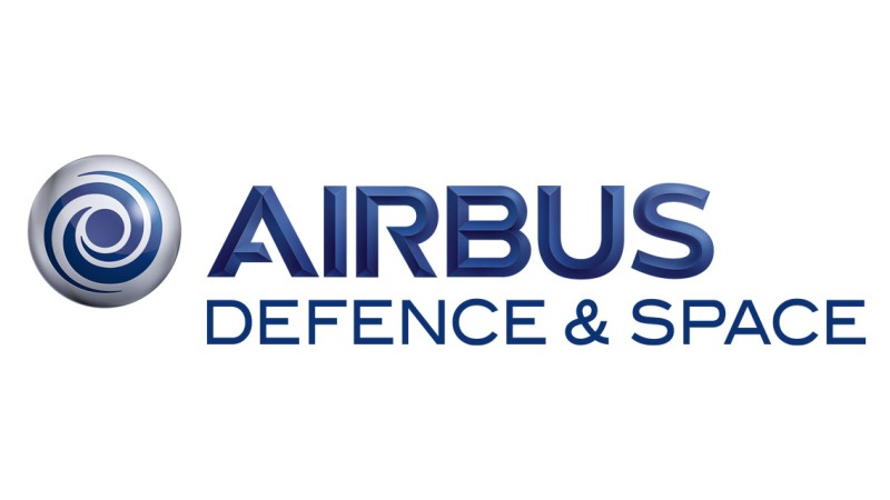 Airbus defence and space logo 800px