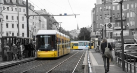 How can optimising public transport and shared modes...